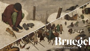 Bruegel skates on horse jaws