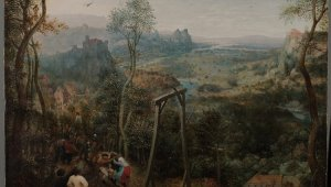 Bruegel's Eye: a reconstruction of landscapes