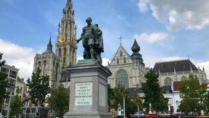 Antwerp is the place to be to admire Rubens