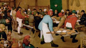 Des fêtes et des kermesses comme au temps de Bruegel