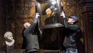 Rubens gestisce la sua presenza sui social media