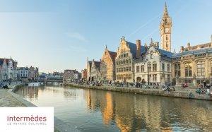 L'exposition « Van Eyck, une révolution optique » à Gand