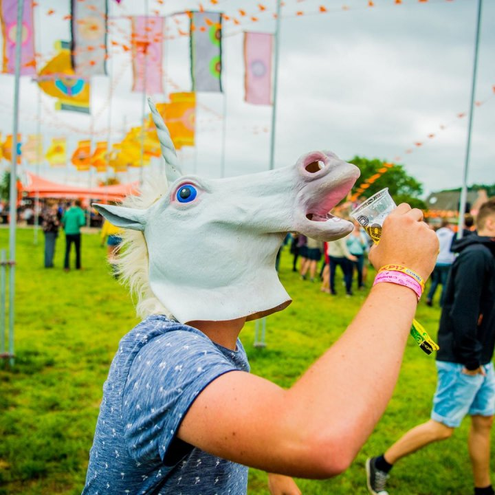 Always be yourself at Pukkelpop
