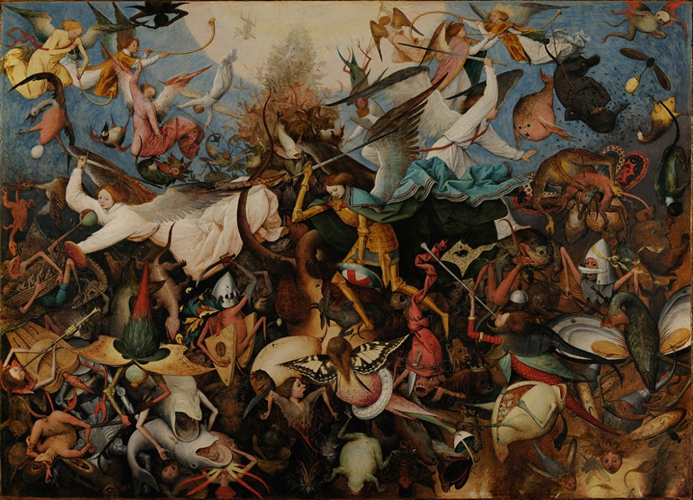 Wie is Pieter Bruegel (1525 - 1569)?