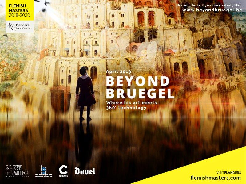 Beyond Bruegel - Plein publiek Brussels - campaign image 1