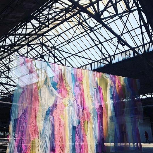 Kanal-Centre Pompidou, Akenkaai, Brussel