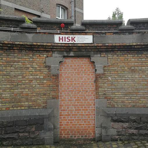 Hisk, Kerchovelaan, Gent