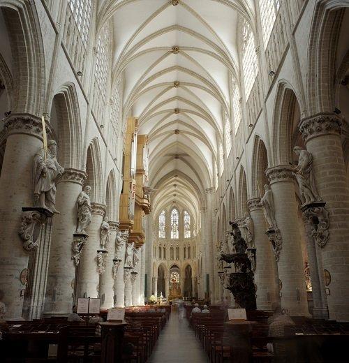 Flemish Masters in Situ - Sint-Michiel en Sint-Goedelekathedraal