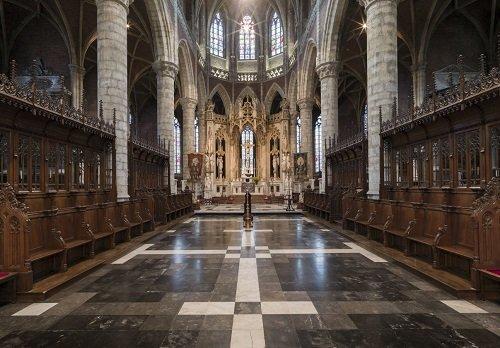Flemish Masters in Situ - St Michael's Church (Sint-michielskerk Gent)