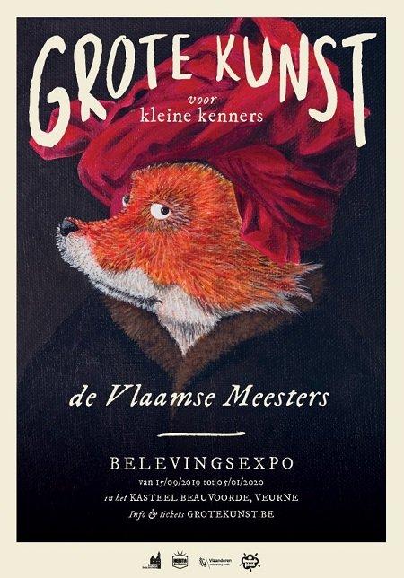 Grote Kunst voor Kleine Kenners, de Vlaamse Meesters