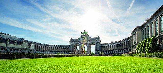 Cinquantenaire Park, Brussels