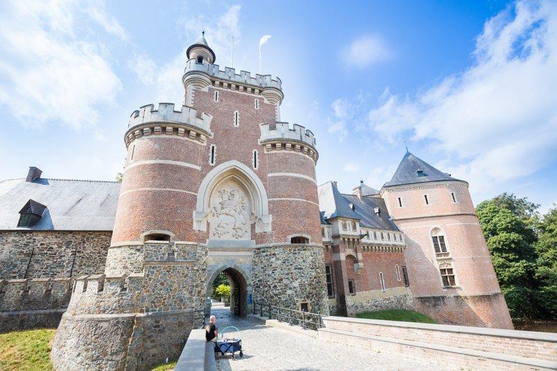 Gaasbeek Castle, Kasteelstraat 40, 1750 Gaasbeek (Lennik)