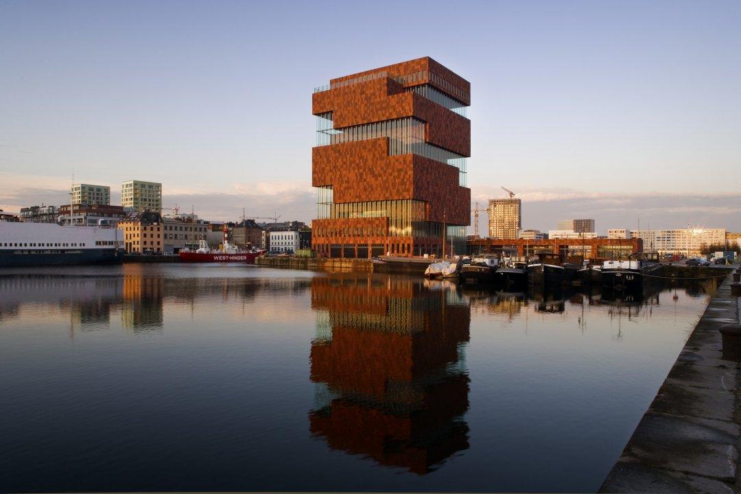 Museum aan de Stroom, Hanzestedenplaats, Antwerp