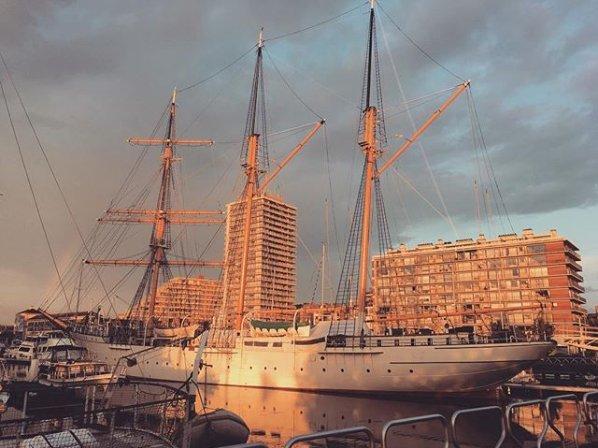 Mercator, Mercatordok, Ostend