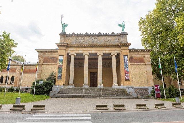Museum of Fine Arts, Fernand Scribedreef, Ghent