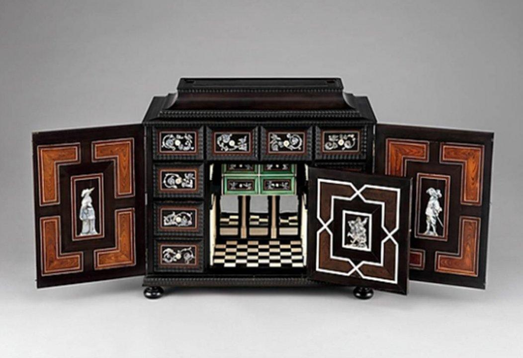 Rockox_002 - art cabinet (c) Rubenshuis copyright always obligatory