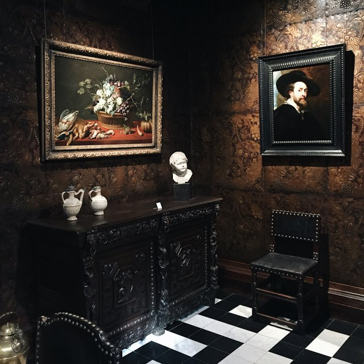 Rubens House, Wapper, Antwerp