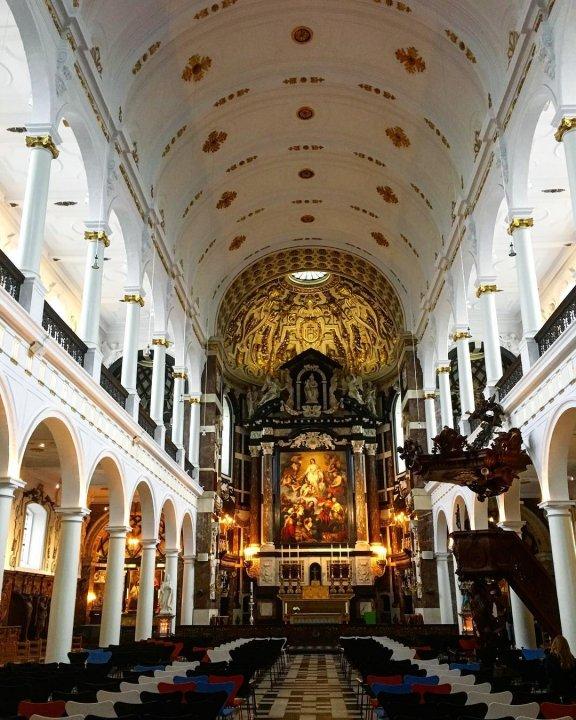 Sint-Jacobskerk, Lange Nieuwstraat, Antwerpen