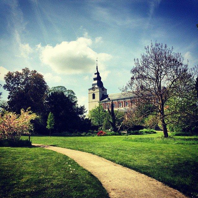 Gardens of Hoegaarden, Houtmarkt, Hoegaarden