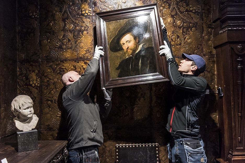 Vandyck_001 - plaatsing zelfportret Rubens