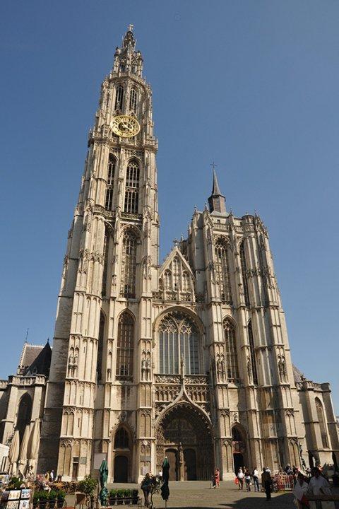 Vandyck_009 - Onze-Lieve-Vrouwekathedraal Antwerpen