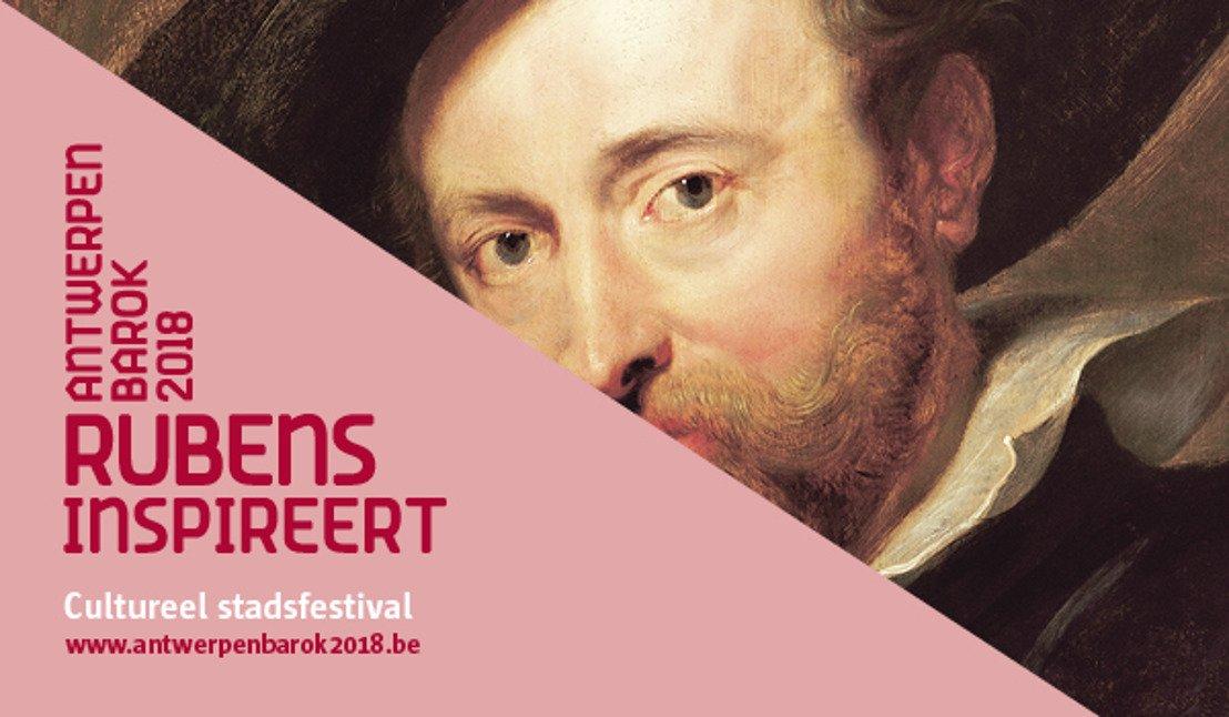 Antwerpen in het teken van Barok