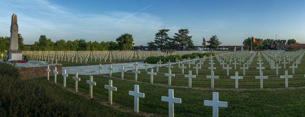 Französischer Militärfriedhof Saint Charles de Potyze