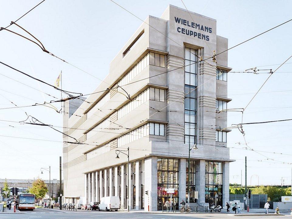 Wiels, Van Volxemlaan, Vorst