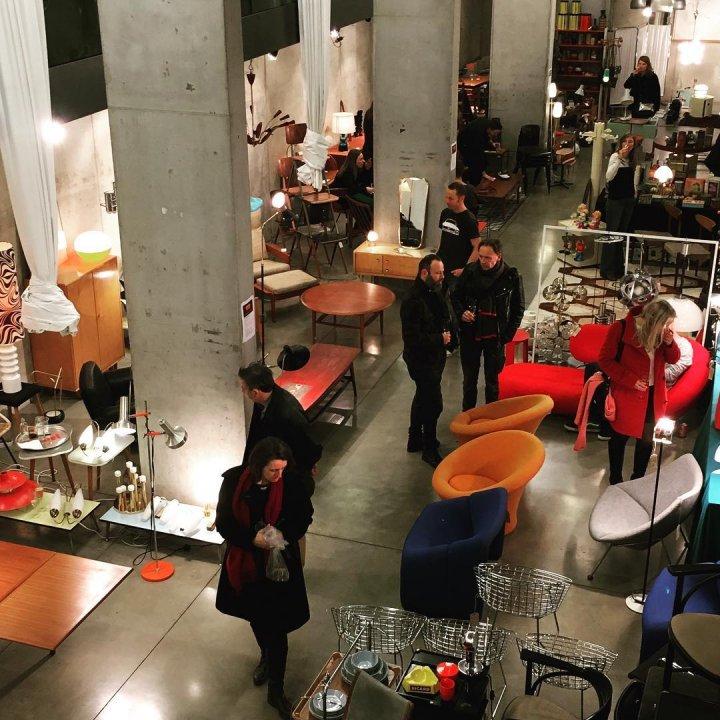 Design shop in De Winkelhaak,  Lange Winkelhaakstraat, Antwerp